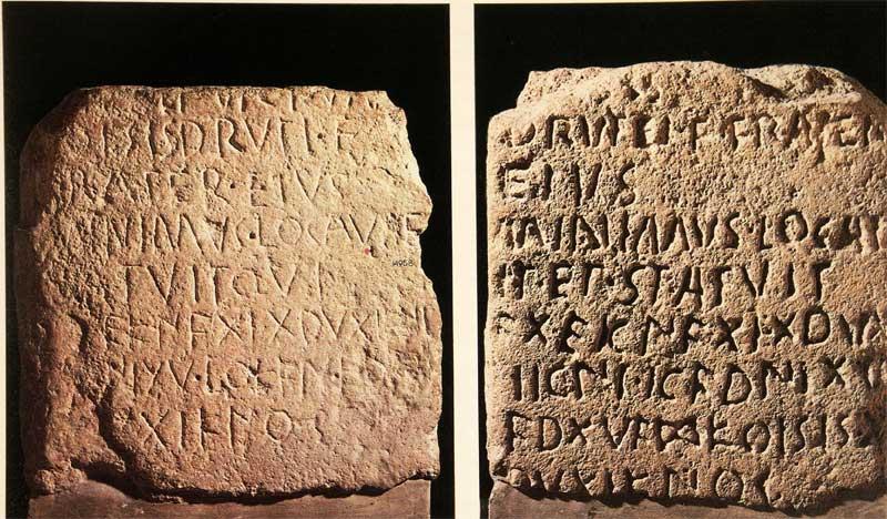 Celta-Latino-2°aC_Roma Museo Gregoriano