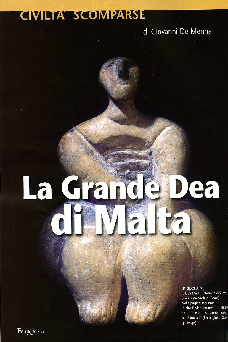 Grande Dea di Malta 1