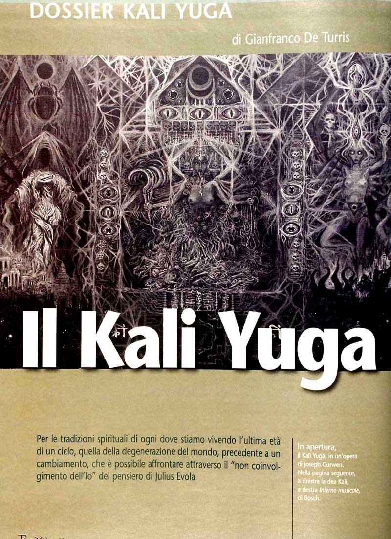 La fine del Kali Yuga 01