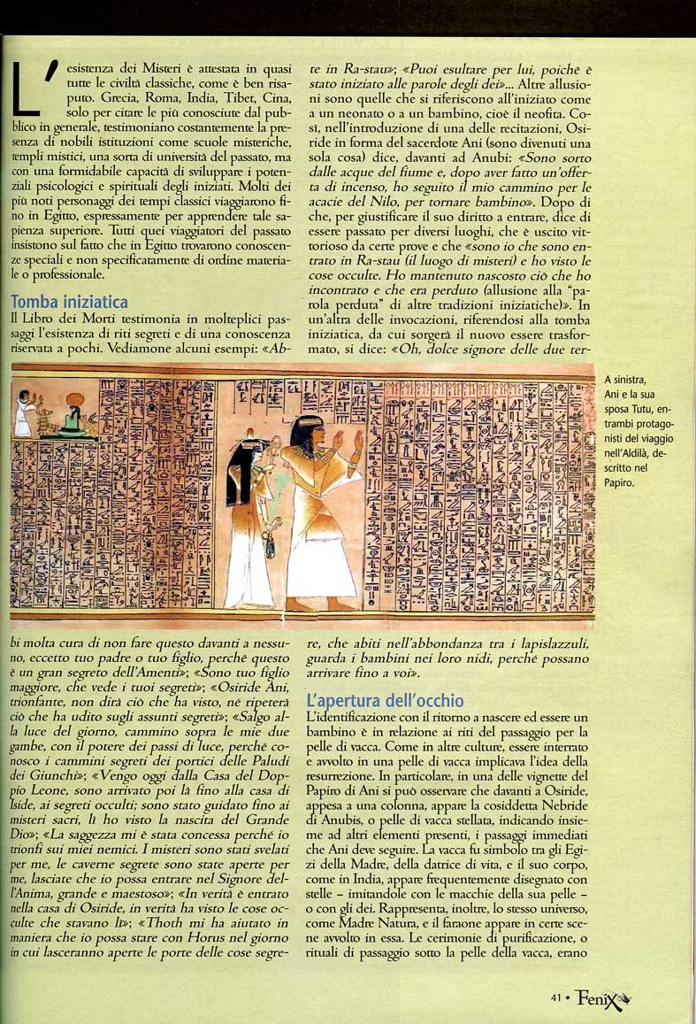 Libro Egizio dei Morti 2