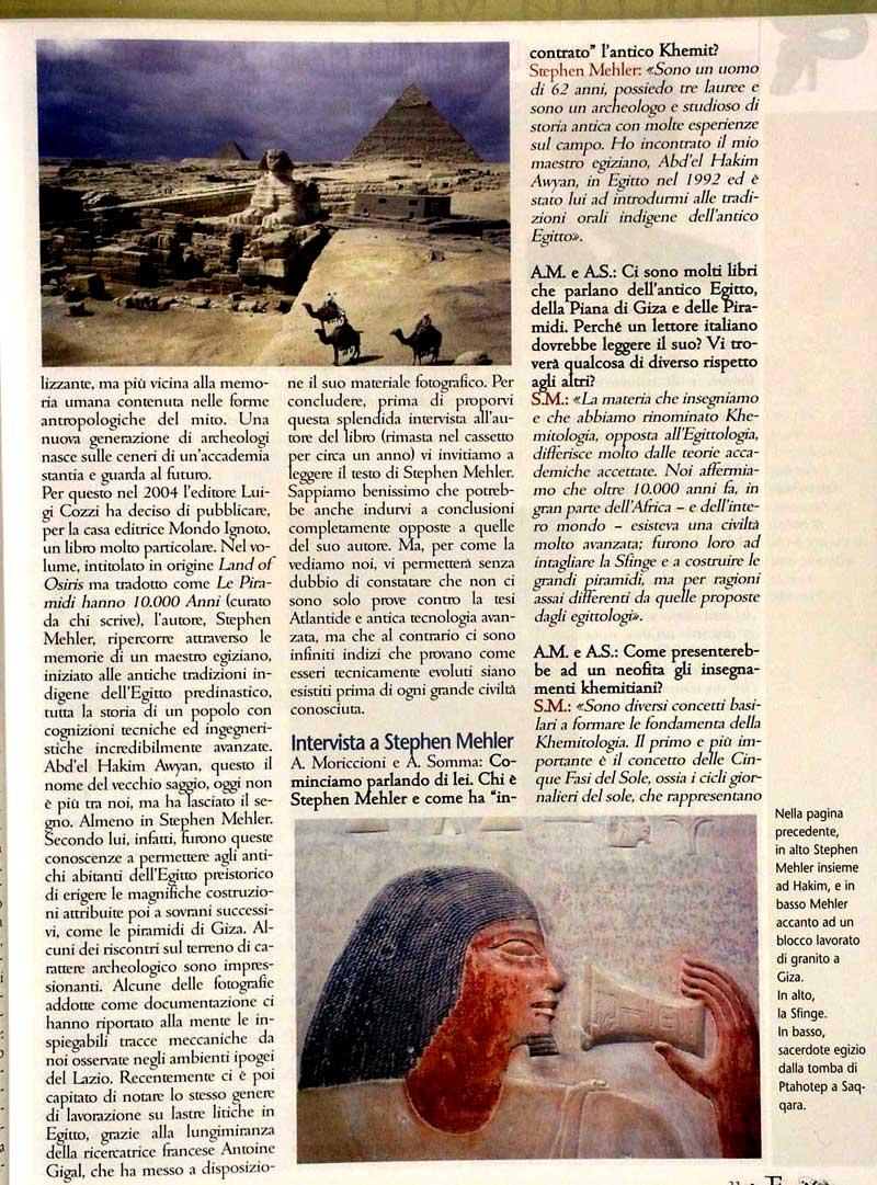 Egitto arcaico 2