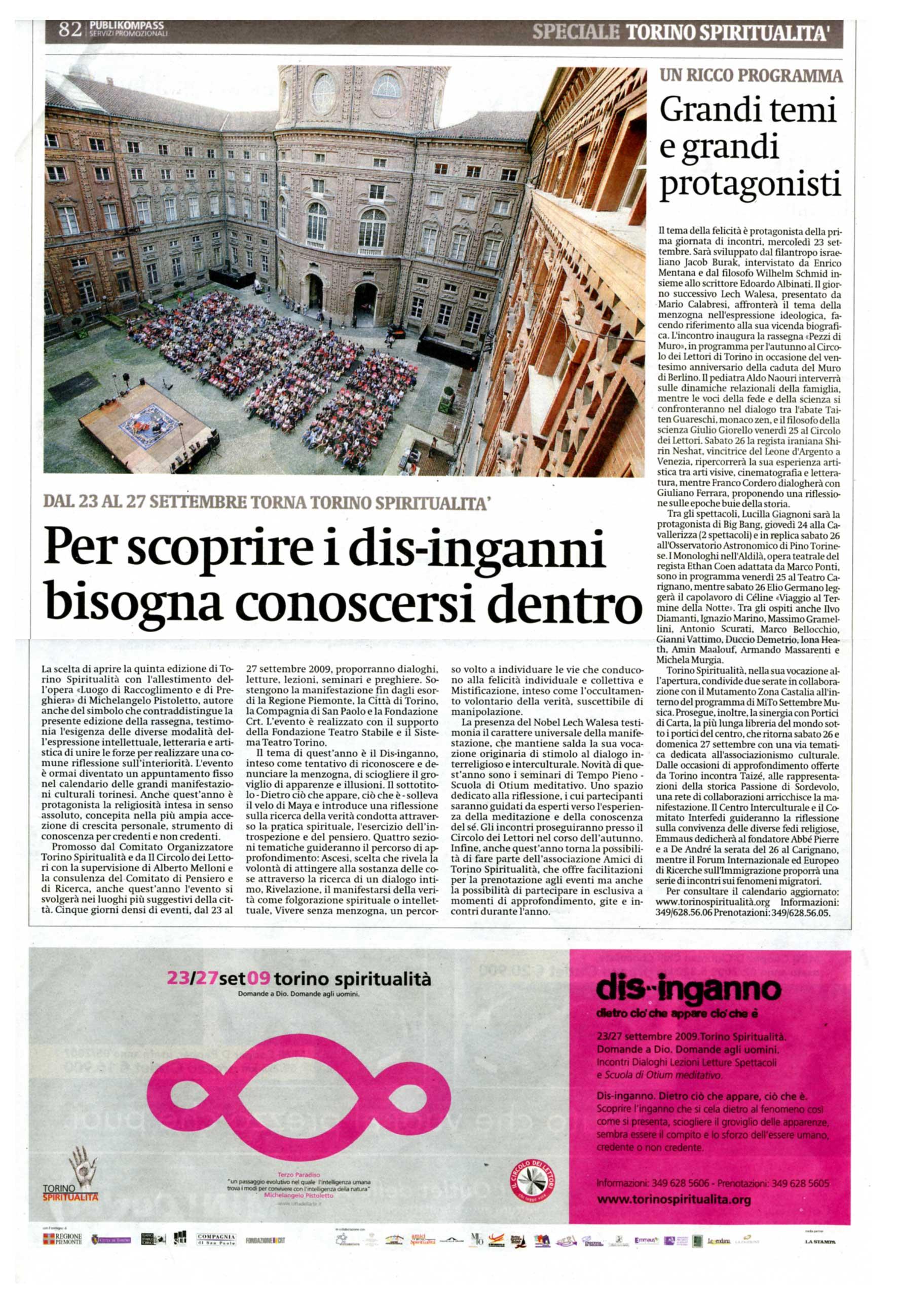 Torino spiritualita'